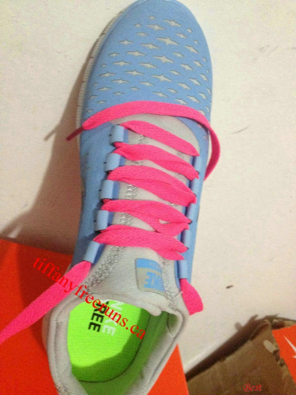 Womens Nike Free 3.0 V4 Prism Blue Reflective Silver Sail Peach Lace Shoes [Tiffany Free Runs 1543] - $51.72 : Buy Tiffany Free Runs Canada, Tiffany Blue Nike Shoes USA, Nike Free Tiffany Blue Running Shoes Cheap For All The Word want some cute mikes really bad