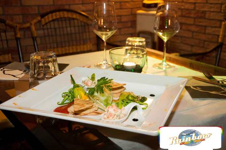 fantasia della chef per un antipasto vegano! #recipe #vegan #vegetarian
