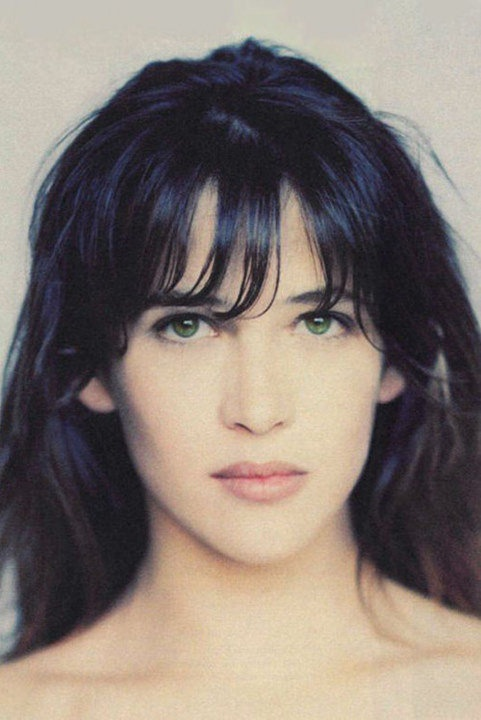 Sophie Marceau, French men's forever love