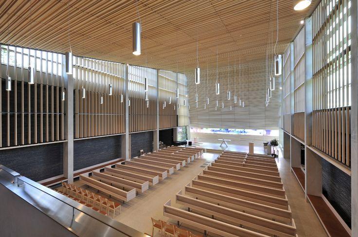 Gallery of Bøler church / Hansen-Bjørndal Arkitekter AS - 16