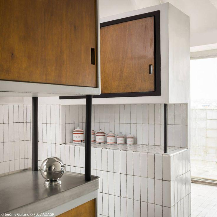 Cuisine Charlotte Perriand - Le Corbusier