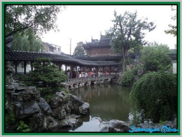 Uzak Doğu Bahçeleri - http://www.dekorasyonadresi.com/uzak-dogu-bahceleri/