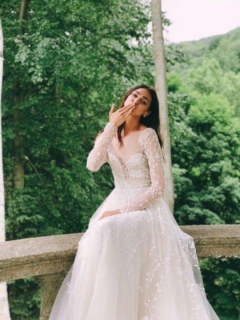 c5c6a3abd3f Isabel  Lazaro  Bridal  fall2018