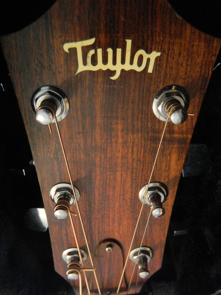 Taylor Guitars - Top notch in acoustics.