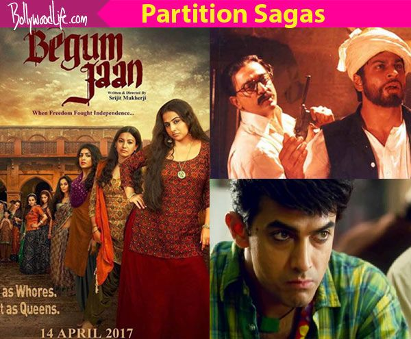 Aamir Khan's 1947 Earth, Shah Rukh Khan's Hey Ram – 5 movies that showed us the horrors of partition before Begum Jaan #FansnStars