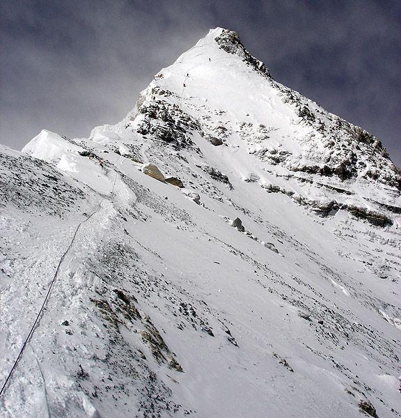 Summit Pyramid - Mt. Everest