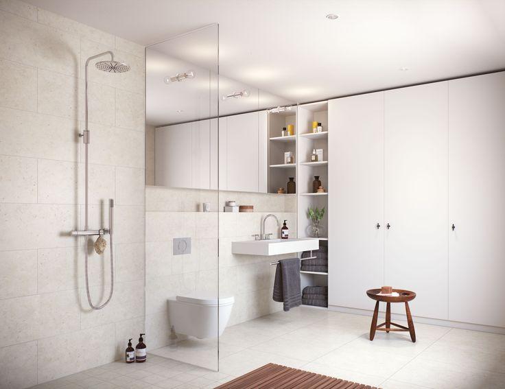 Oscar Properties  #oscarproperties Stockholm, Radiofabriken, Industriverket, bathroom, toilet