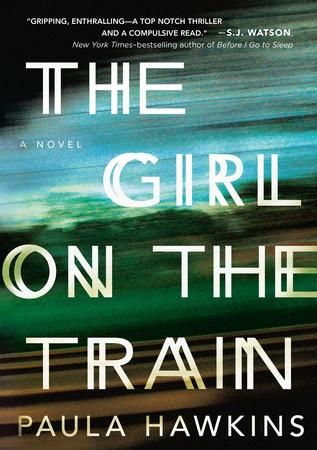 Resultado de imagen para portadas the girl on the train