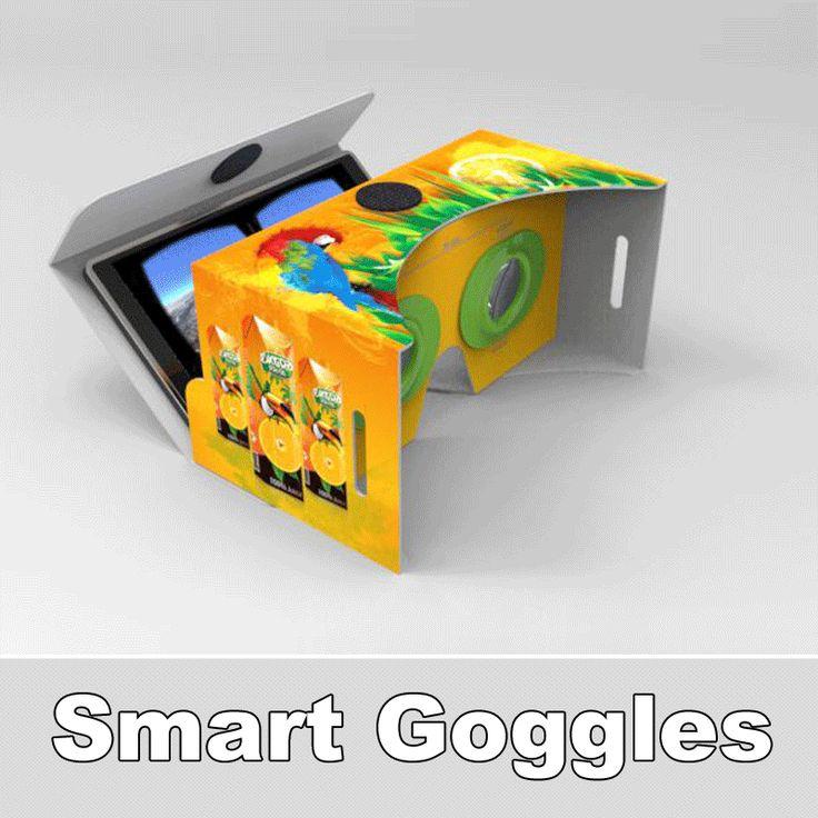 Smart Goggles  http://raster.eu/goggles.html