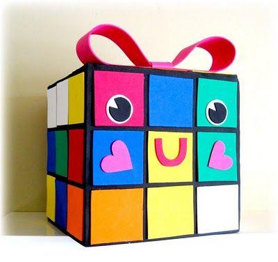 Valentine's Day box for school!