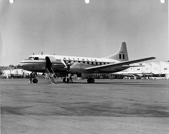 April 3, 1948: Alitalia recommences services to the United Kingdom