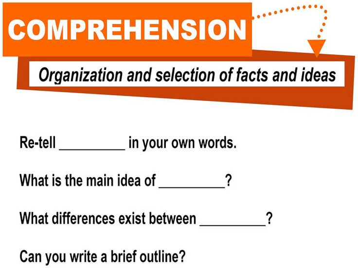 critical thinking and reading comprehension Comprehension and critical thinking found in: comprehension and critical thinking activity book - gr 1, reading comprehension daily practice journal.