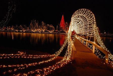 Festival of Lights in Chickasha, Oklahoma | I'm a Transplant ...