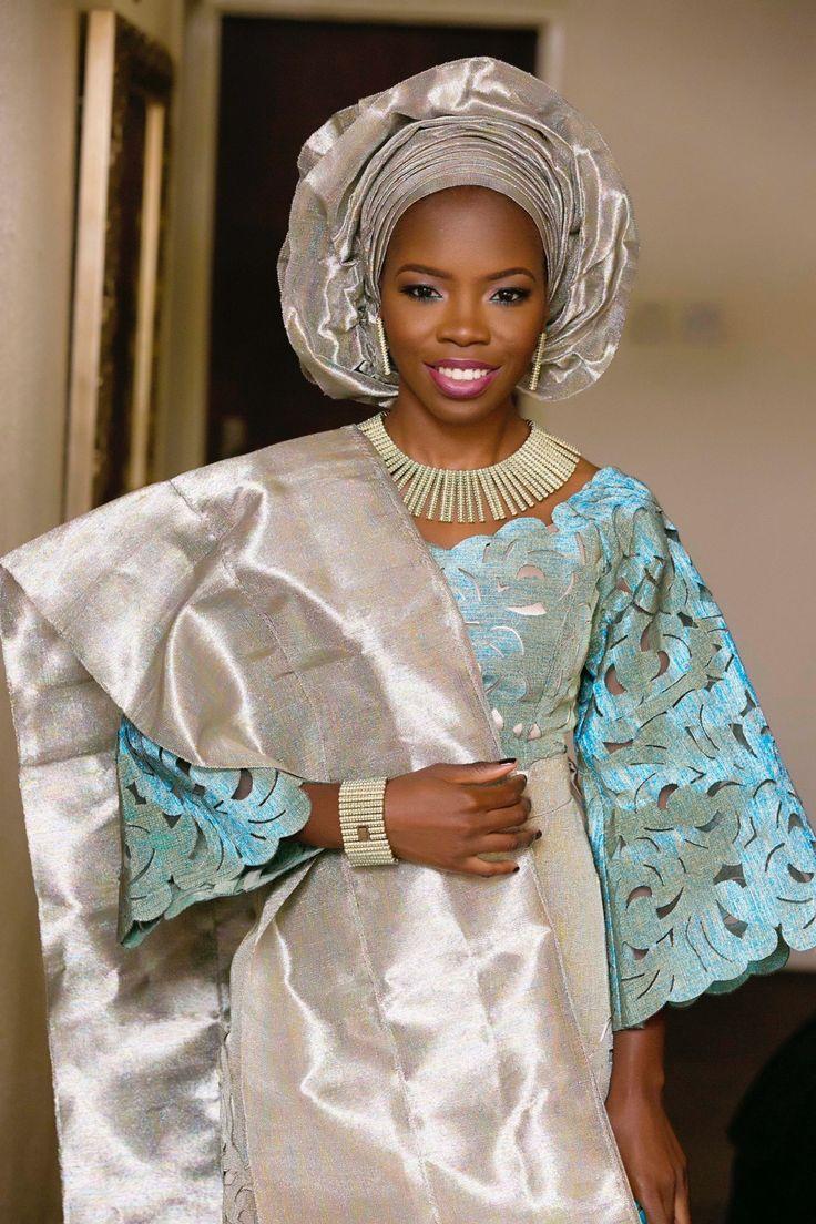 18 Pretty Perfect Traditional Nigerian Brides