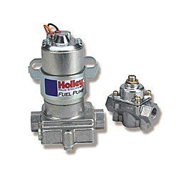 Holley L:12-802-1 Electric Fuel Pump with Regulator - 110 GPH Holley http://www.amazon.com/dp/B00029JC62/ref=cm_sw_r_pi_dp_BmYYtb1NPPD4G5JT