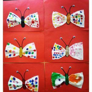 napkin-butterfly-craft-idea