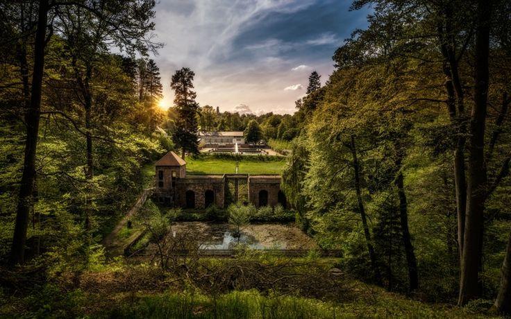 Willkommen im Landschloss Fasanerie einer wundervollen Welt voll Erholung, mitten in der Natur!