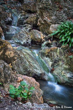 Barbados - Small Waterfalls