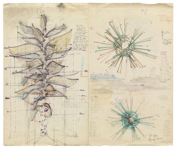 Stefan Bertalan, Sunflower & Sunflower Layout, 1980