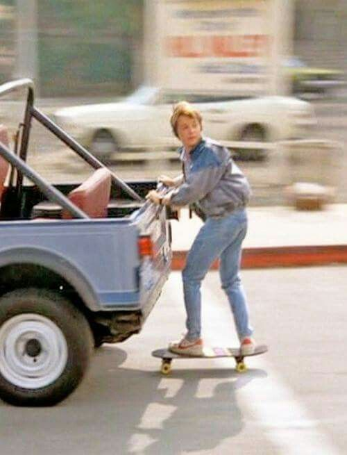 ayyy marty | back to the future