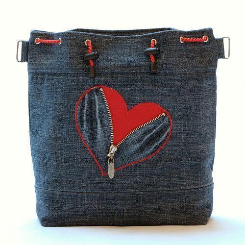 Muster mit 300 Taschen – Jeanstasche + 200 #jeans…