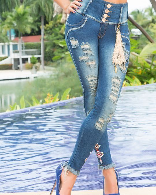 """8 Likes, 1 Comments - Multiline Export Colombia (@multilinexport) on Instagram: """"#jeans #jeansonline #fashion #ropa #jeanscolombianos #comprarpanama #comprasonline"""""""