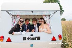 Dotty the Vintage Caravan Photo Booth