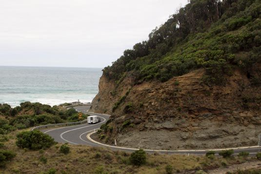 Larger look of the beside the Ocean Road Travel  #greatoceanroad #travel