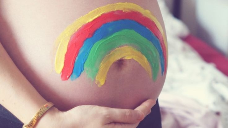 Naming a baby after loss: names for your rainbow baby