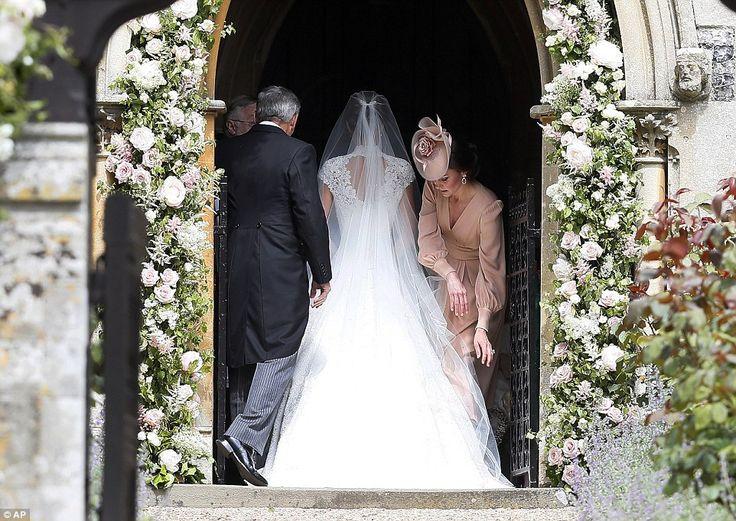 Foro Hispanico de Opiniones sobre la Realeza: Boda de Pippa Middleton y James Matthews