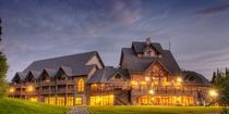 Elk Ridge Resort is a four-star destination/lifestyle resort located in the province of Saskatchewan, Canada, north of the prairie flatlands and deep in the heart of the boreal forest. The nearest city, Prince Albert, is one hour away by car.