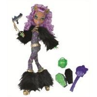 De Monster High vriendinnen blijven normaal thuis met Halloween, maar dit jaar doen ze het anders! Helemaal uitgedost in over-the-top kostuums willen ze de feestdag die het erfgoed is van hun voorouders terug.  http://www.eenkadovoorkinderen.nl/1007/8382/monster-high-pop-halloween-clawdeen-wolf