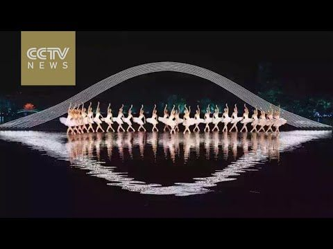 G20 Summit: Spectacular display of 'Hangzhou, A Living Poem' - YouTube