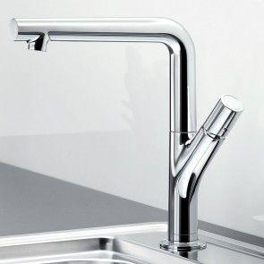 Blanco Yovis-S Single Lever Kitchen Sink Mixer Tap - BM 518 2