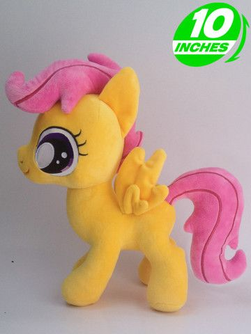 My Little Pony Scootaloo Knockoff plush