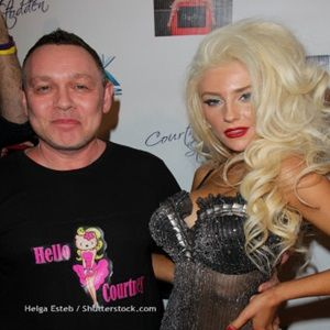 Doug Hutchison and Courtney Stodden, 35-Year Age Difference