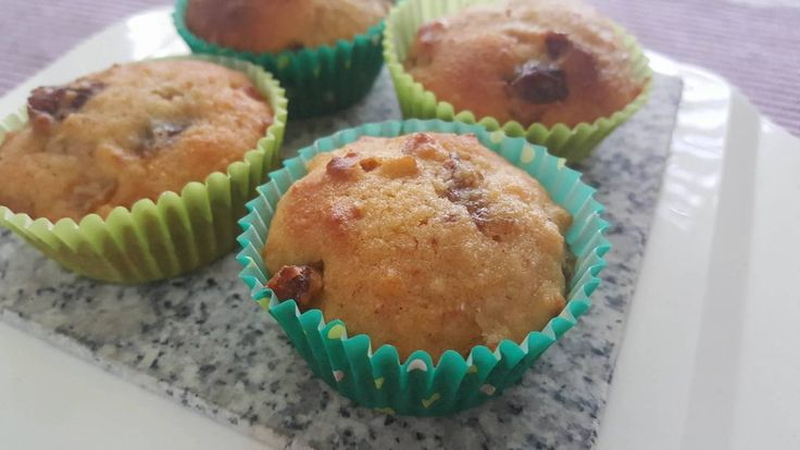 A very simple and healthy way to enjoy a muffin. Grain free, dairy free and refined sugar free. light and moist.