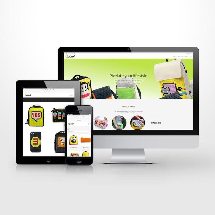 Brand creation for Upixel plus responsive ecommerce wordpress website to facilitate sales of its goods online. #wordpress #ecommerce #ui #ux #uidesign #uxdesign #userexperience #userinterface #design