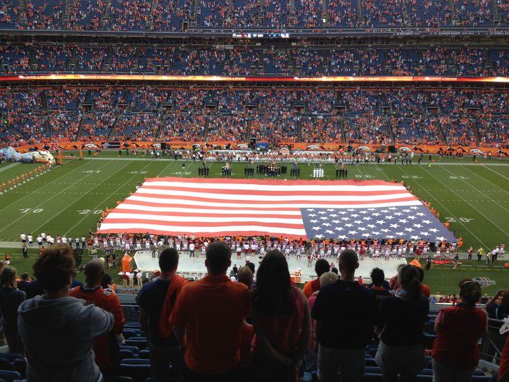 Denver Brocos Game