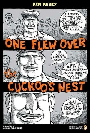 One Flew Over the Cuckoo's Nest (Penguin Classics Deluxe Edition)