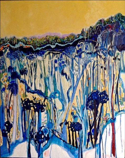 At the Edge of Town - Closer to Home | lisa morgan art