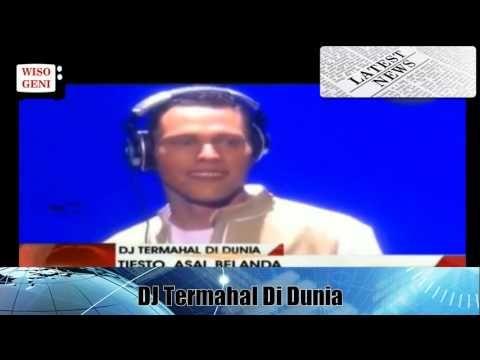 5 DJ / Disk Jockey Termahal Di Dunia