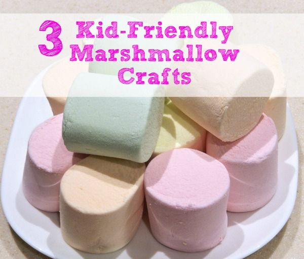 Fun with Marshmallows: 3 Easy and Entertaining Activities for Kids | Burlington VT Moms Blog