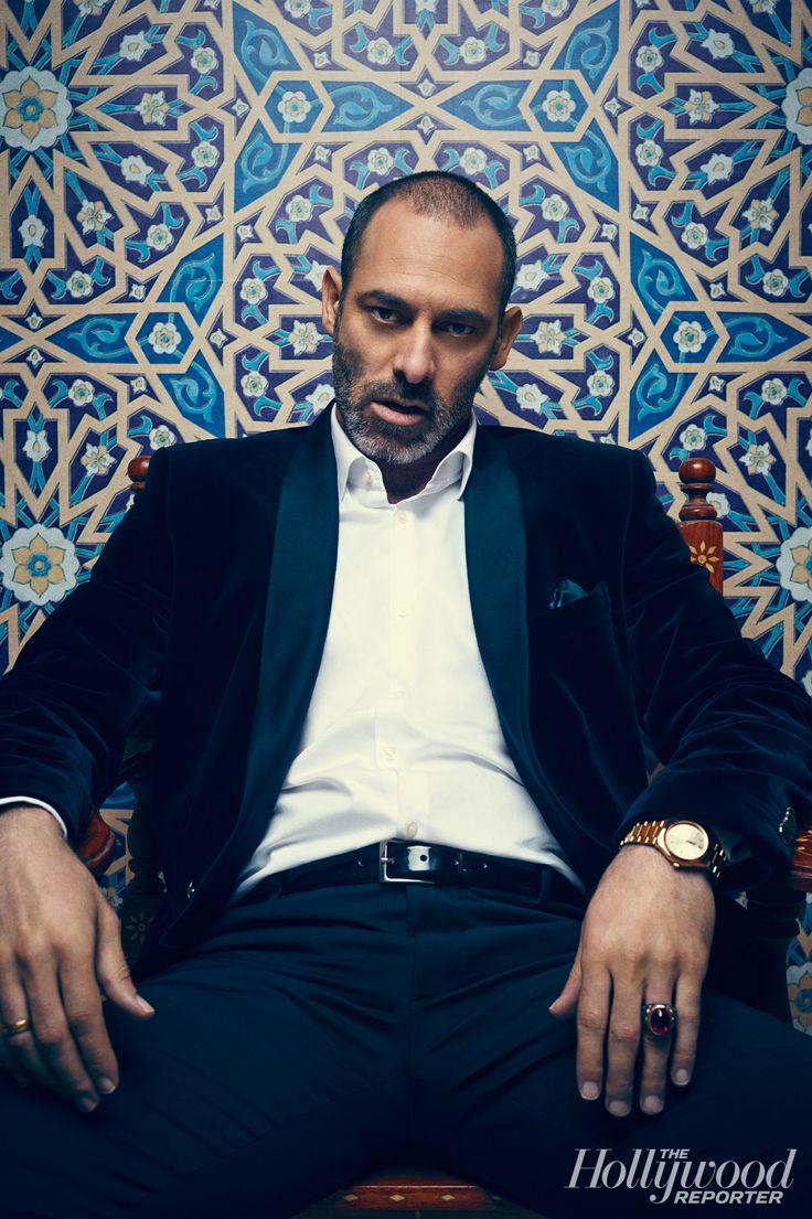 Ashraf Barhom  as Jamal Al Fayeed