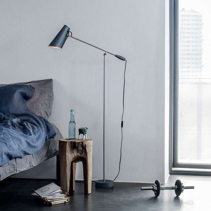 Northern Lighting Birdy Gulvlampe - Northern Lighting - Produsenter | Designbelysning.no