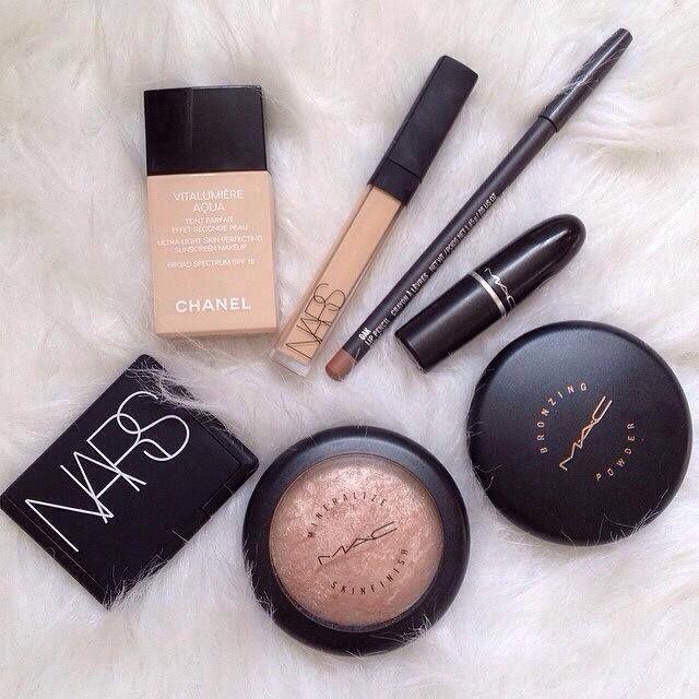 Nars,Chanel,Mac,fondotinta,skin,pelle,makeup,trucchi,correttore