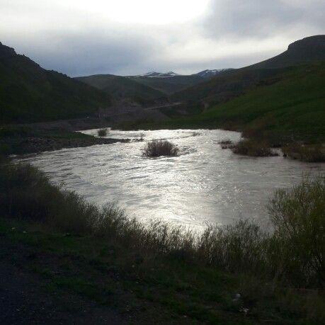 Murat River, ağrı