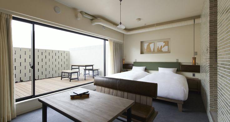 HOTEL ANTEROOM KYOTO | ホテル アンテルーム 京都