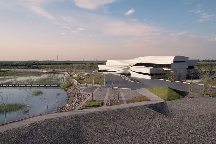 Yinchuan Museum of Contemporary Art (MOCA) / waa (we architech anonymous)