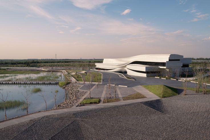 Yinchuan Museum of Contemporary Art (MOCA) / waa (we architech anonymous)